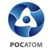 Лого Госкорпорации «Росатом»